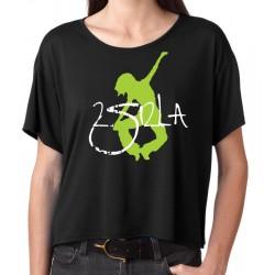 2 SI 2 LA - T-shirt fluide
