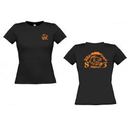 TEAM CARPE ARGENS - Tee-Shirt Femme