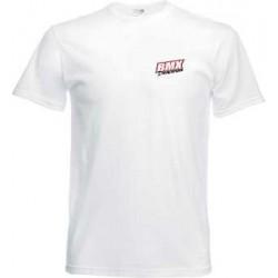 BMX Tee-Shirt Homme Blanc