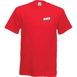 Tee-Shirt Homme Rouge