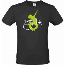 2 SI 2 LA - Tee-Shirt Homme Noir Logo
