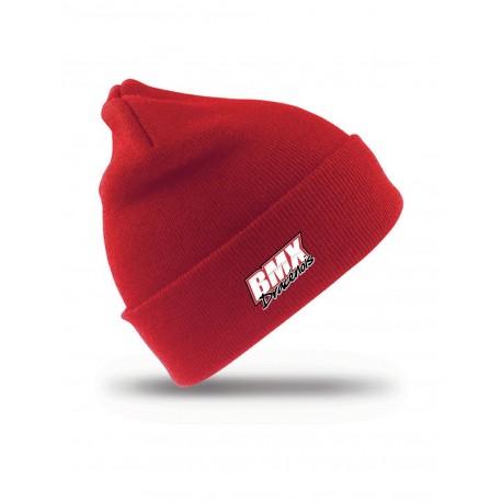 BMX Bonnet Rouge