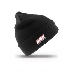 BMX Bonnet Noir
