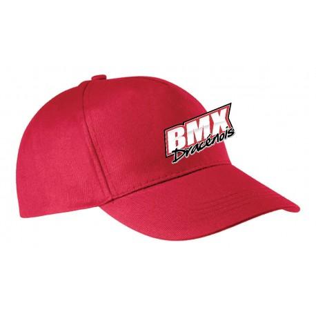 BMX Casquette Rouge