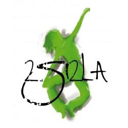 2 SI 2 LA - Sticker Logo