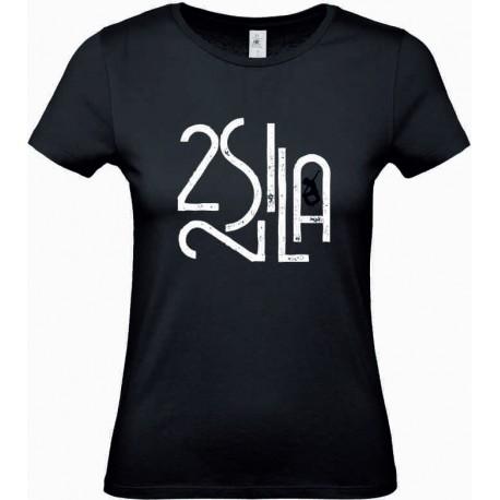 Tee Shirt Femme Billionaire Noir