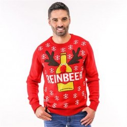 PULL REINBEER POUR ADULTE