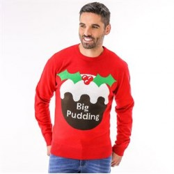 PULL BIG PUDDING POUR ADULTE