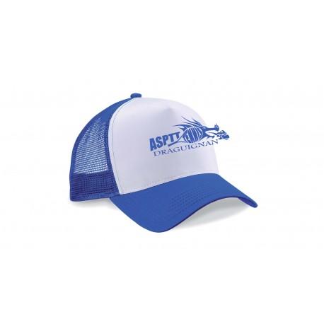 ASPTT Tennis - Casquette Américaine Bleu