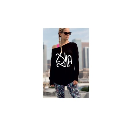 2 SI 2 LA - Tee-Shirt Femme Slounge Logo Billionaire