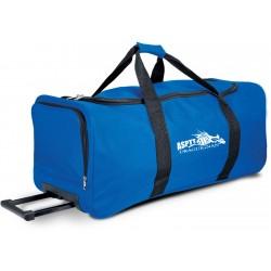 ASPTT Tennis - Sac Trolley Bleu Logo Blanc