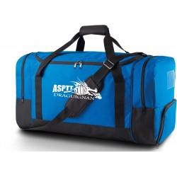 ASPTT Tennis - Sac de Sport Bleu Logo Blanc