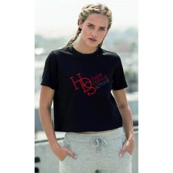 Tee Shirt Femme Coupe Carrée - HDS Classic