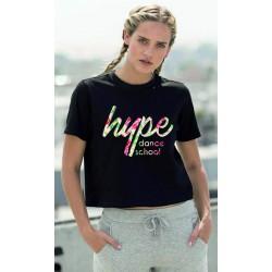Tee Shirt Femme Coupe Carrée - HDS Floral